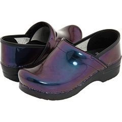 f006999c095 Dansko clogs -  120. Saw these and it reminded me of my sister. Congrats on  the new DM position. You earned it.