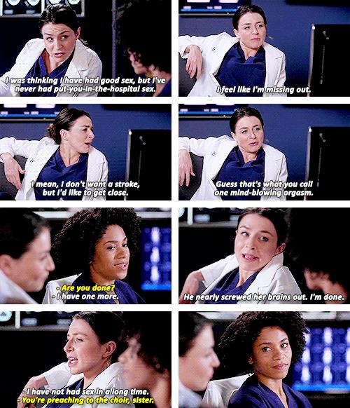 Amelia And Meggie 2 11x02 Greys Anatomy3