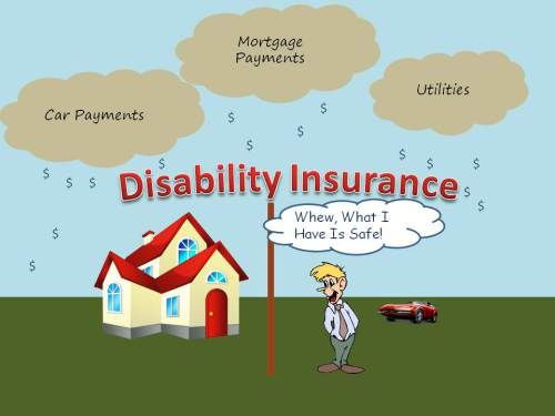 Disability Insurance Quote Should The Doctor Get Paid While You Lose Your House  Disability