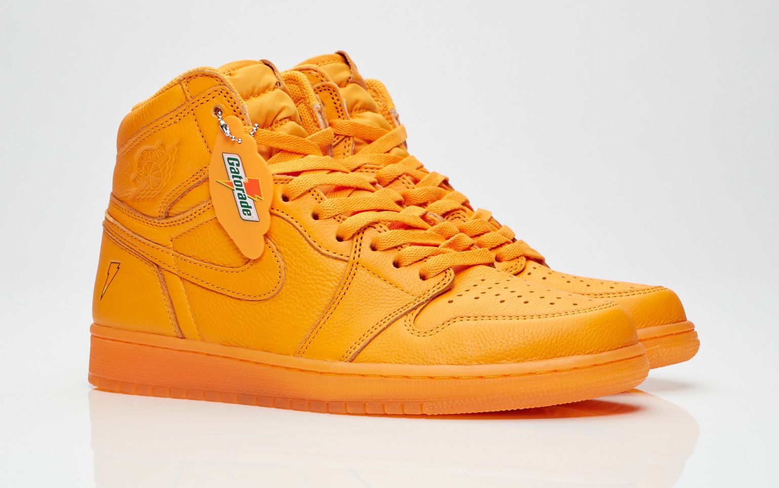 Release Reminder: Air Jordan 1 Gatorade Orange Peel