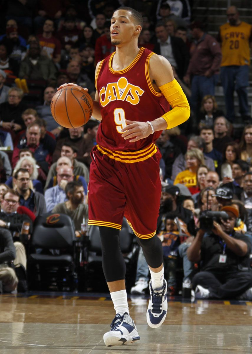 b13e8460c44e SoleWatch  Jared Cunningham Brings the LeBron 2 Back to Cleveland ...