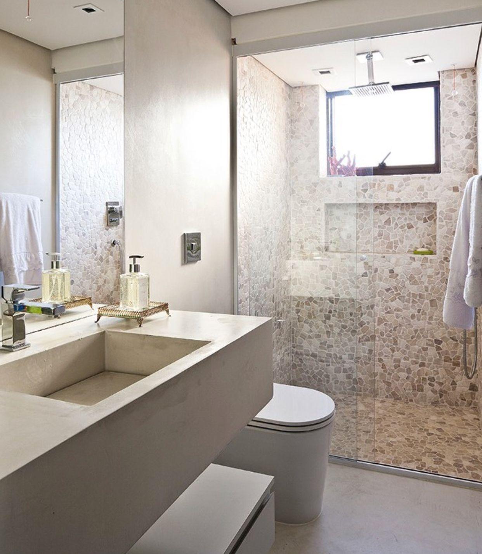 Pin De Cre Arqing En Revestimentos De Banheiro Diseno De Banos Diseno Banos Pequenos Cuartos De Banos Pequenos