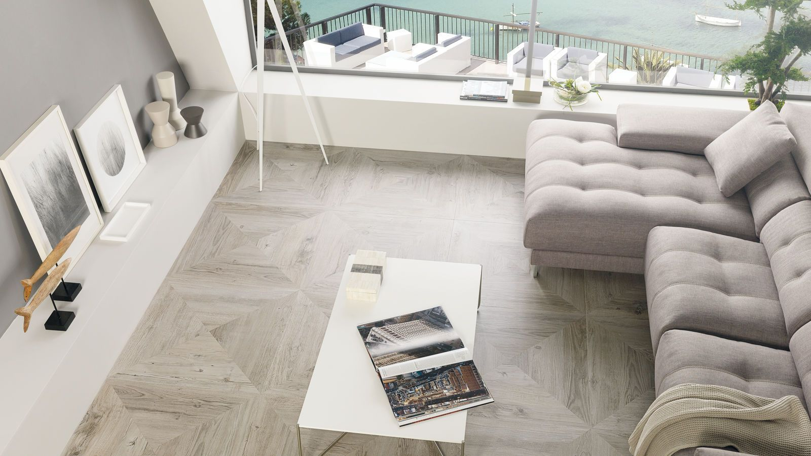 Par Ker Floor Tiles Heritage Natural 80x80 Cm Wood Tile Floors Style Tile Wood Look Tile