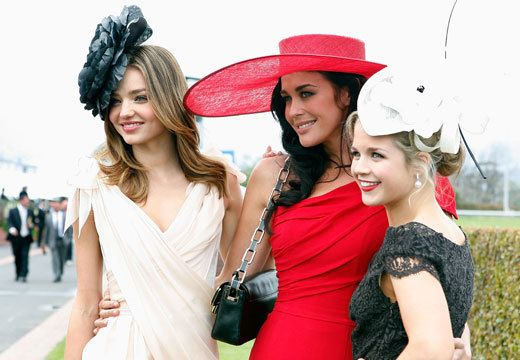 Fashion at the Races Horse Racing Fashion Style Millinery 83
