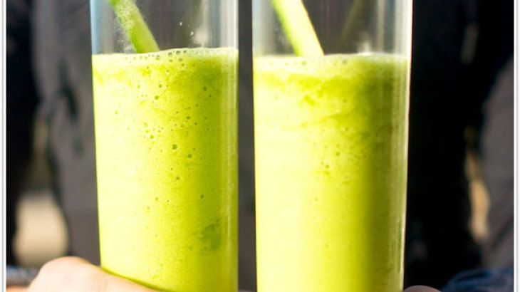 Lean Green Smoothies