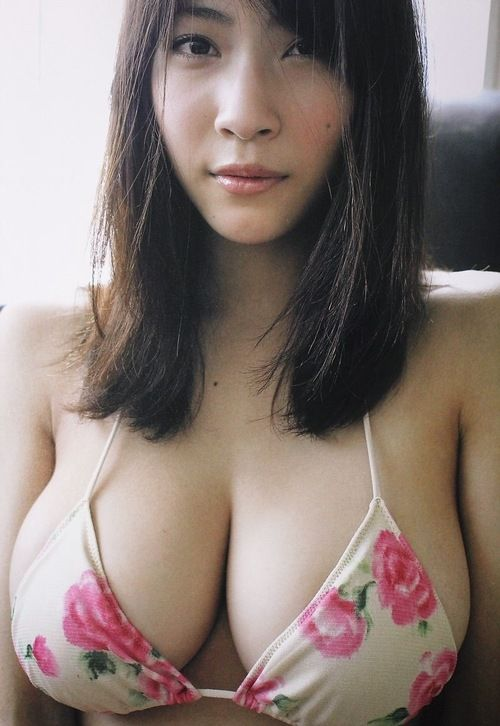 Busty beatuiful asian women