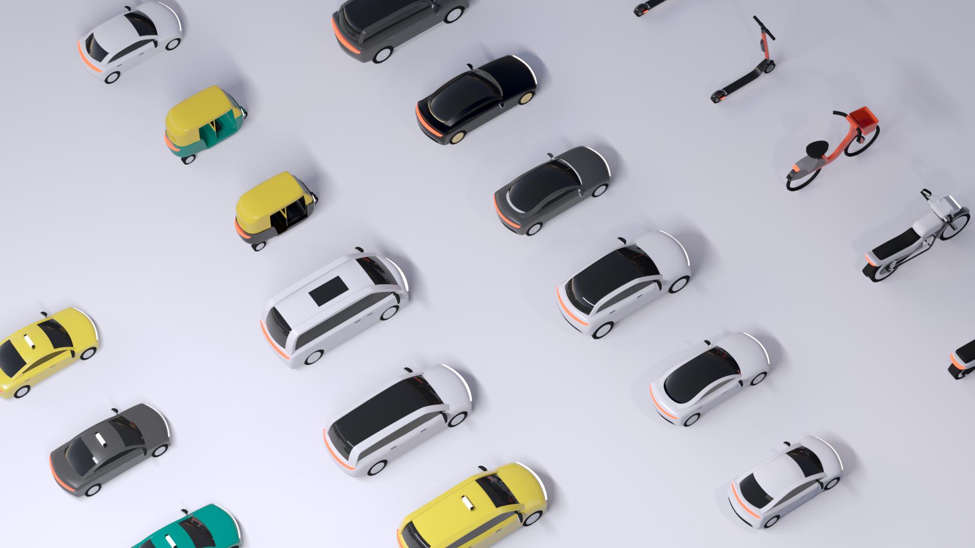Upgrading Uber S 3d Fleet Fleet Transportation Services Uber Car