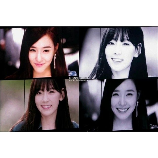 SNSD Taeny VTR Japan 3rd Tour Love and Peace