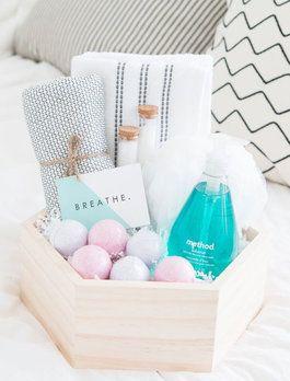 Geschenke perfekt arrangieren: Beauty-Spa Box als Geschenk ...