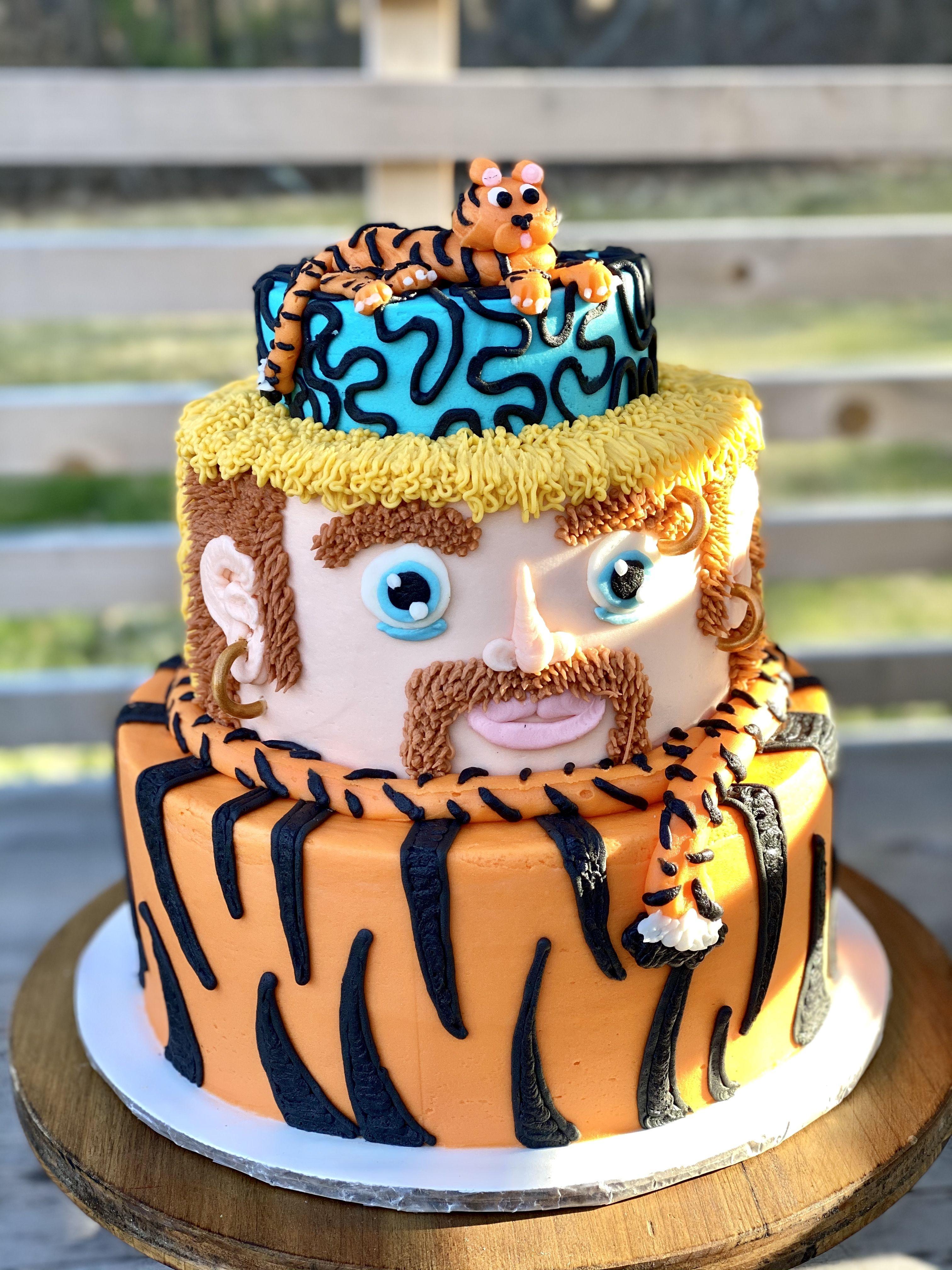 12 Tiger King Party Ideas King Birthday Tiger King Tiger