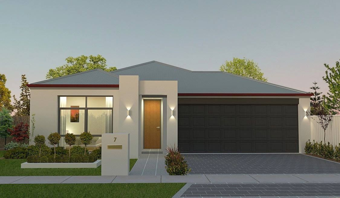 Evening render Rendered using Sketchup and