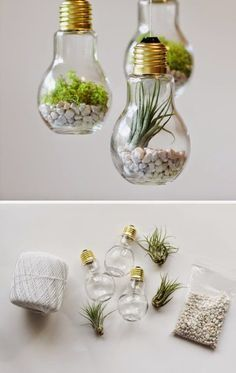 Photo of DIY projects with old light bulbs – 25 creative craft ideas – my blog