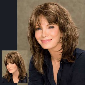 jaclyn smith | wig colors | Jaclyn Smith | Hair styles ...