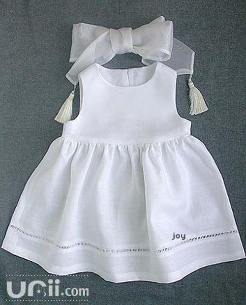 Patron gratis para hacer un vestido de presentacion para niñas01 ...