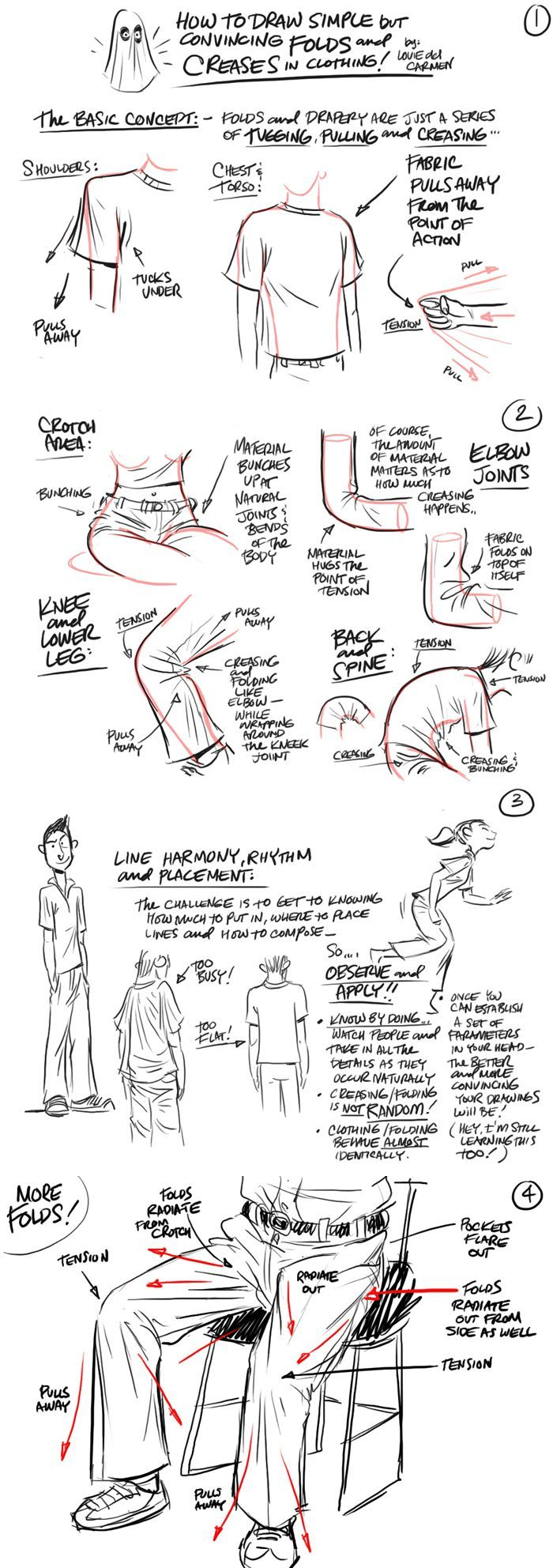 clothes drawing tutorials pinterest clothes drawings and