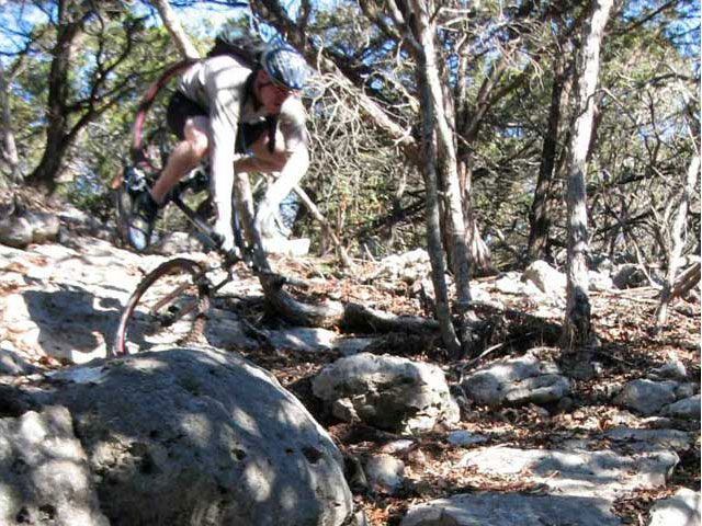 Mountain Bike At Emma Long Metro Park But Only If You Re Up For A