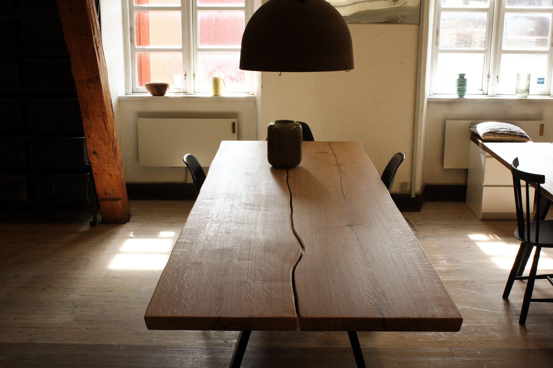 ege plankeborde, plankeborde, langborde, planker, egeplanker, egetræ ...