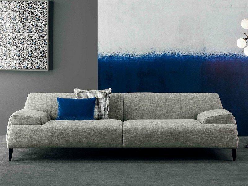 canap italien design ides pour le salon par les top marques - Salon Moderne Entissu