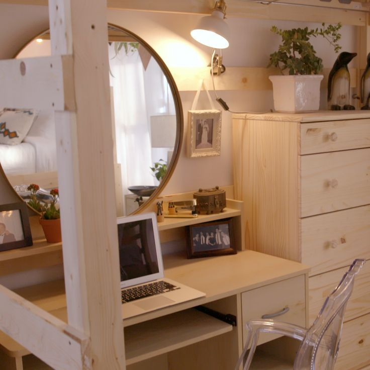Space saving techniques for dorm room living who says - Dorm living room decorating ideas ...
