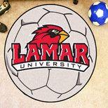 NCAA Lamar University Soccer Ball