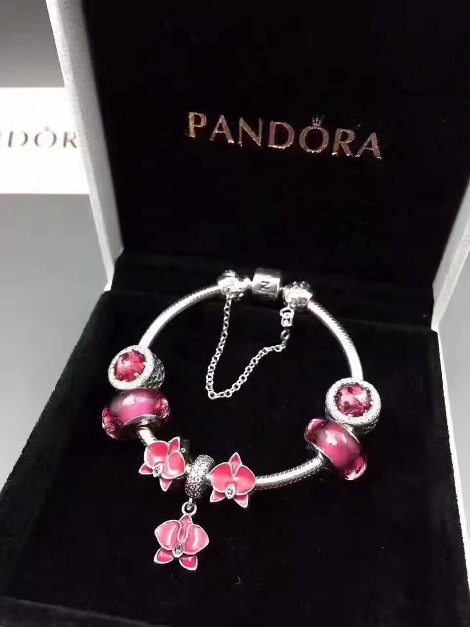 Buy charm bracelet for women stainless steel snake chain fits