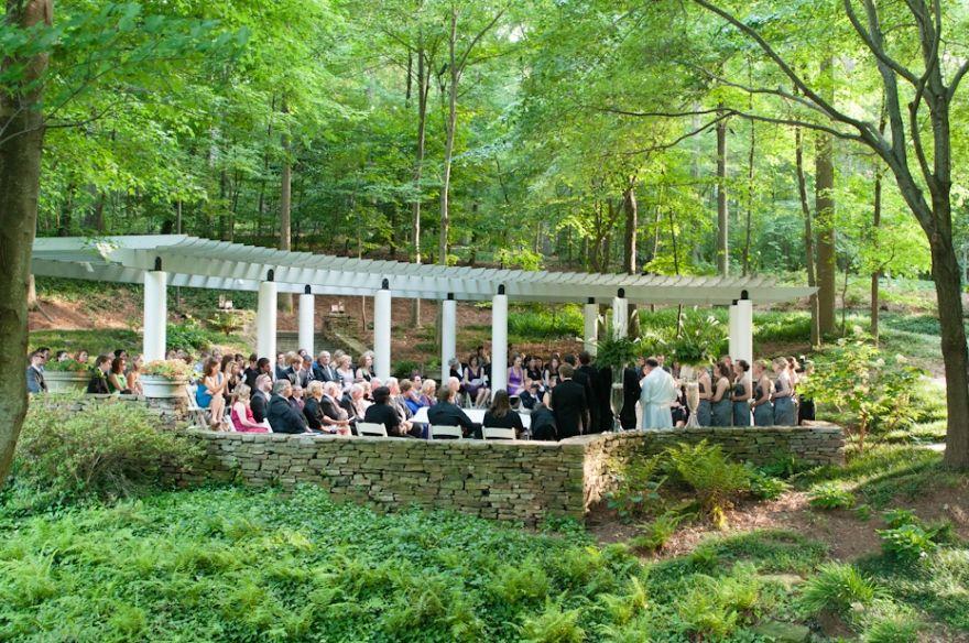Outdoor Atlanta Wedding Venue Ravinia Club   raviniaclub