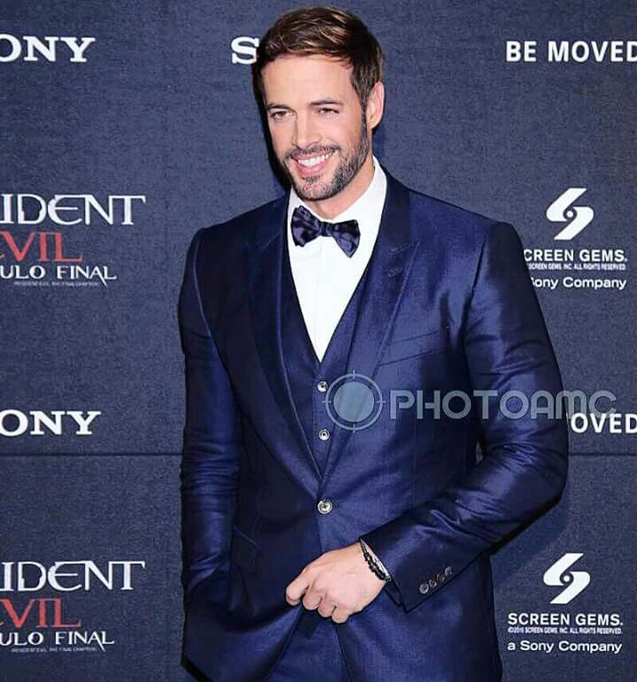 William Levy at the premier of Resident Evil - The Final Chapter