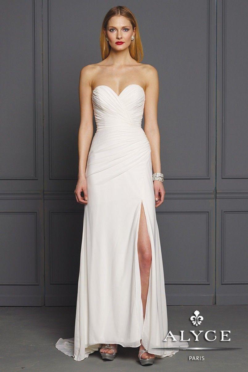 The informal destination wedding dress! Claudine Wedding Dresses ...