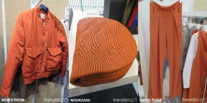 Colores y estampados clave para Dama PV17 de las ferias de moda
