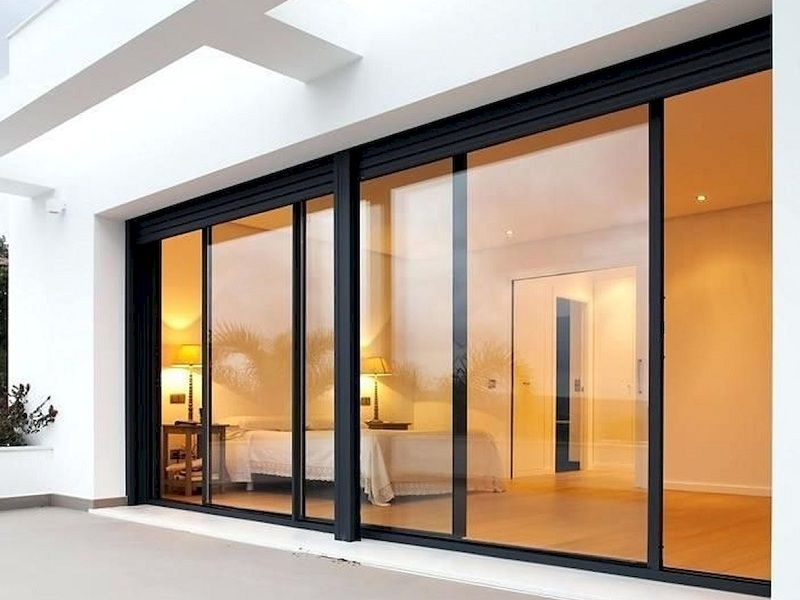 10 Best Sliding Glass Door Designs With Pictures In 2020 Glass Doors Patio Sliding Doors Exterior Exterior Doors With Glass