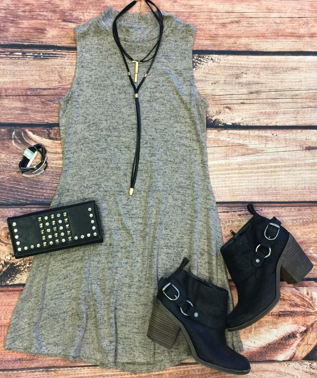 Make Your Mock Tunic Dress: Mocha is comfy, flowy, and oh so fabulous! A great basic that can be dressed up or down! Perfect to pair with leggings as well! Sizing: Small: 0-3 Medium: 5-7 Large: 9-11 T