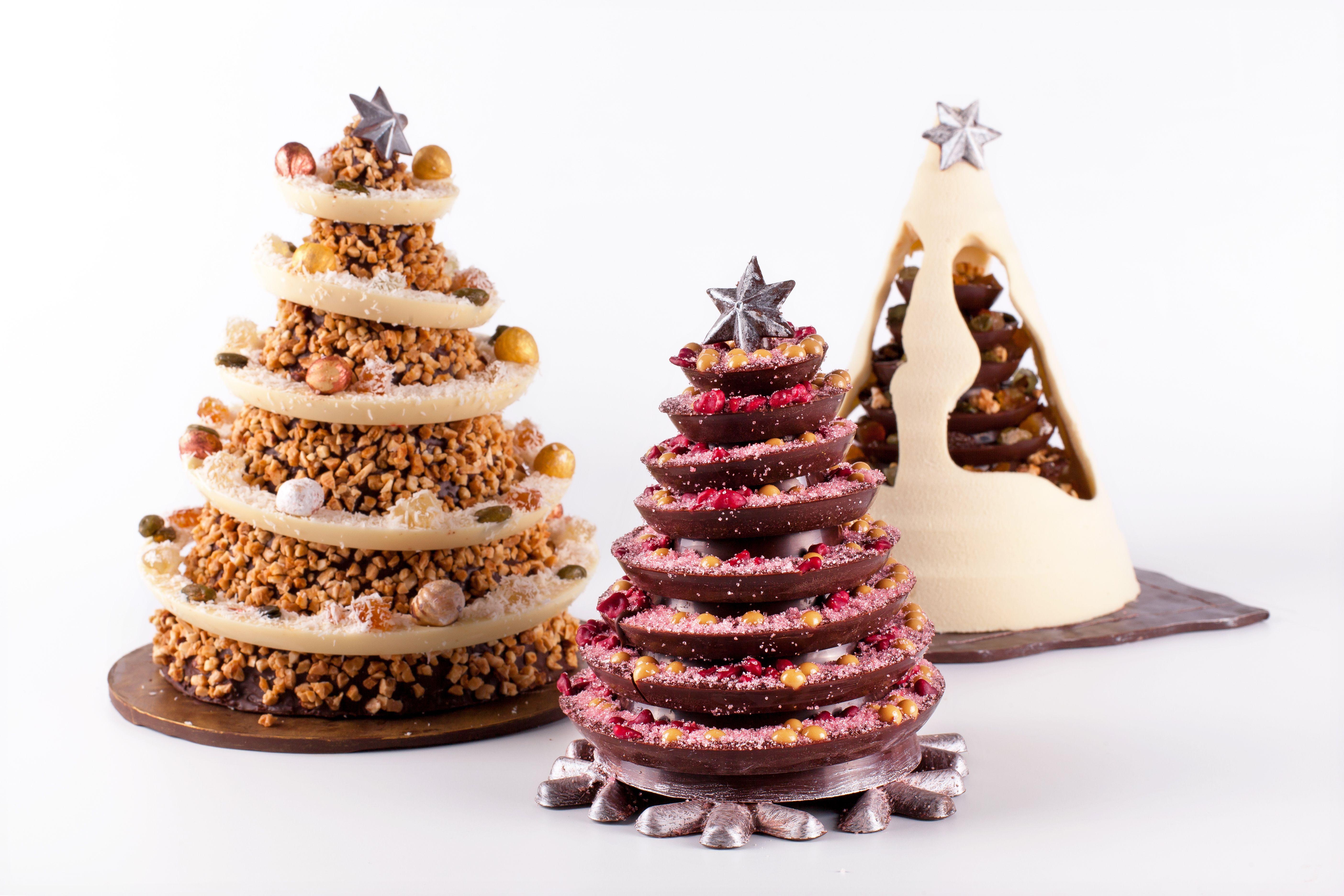 Tots els arbres d'aquest any #nadal #christmas #sauleda