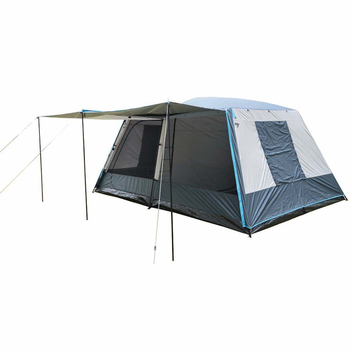 Wanderer Goliath Tent - 10 Person - BCF Australia  sc 1 st  Pinterest & Oztrail Hightower Combo Dome Tent - 12 Person | Camping ...