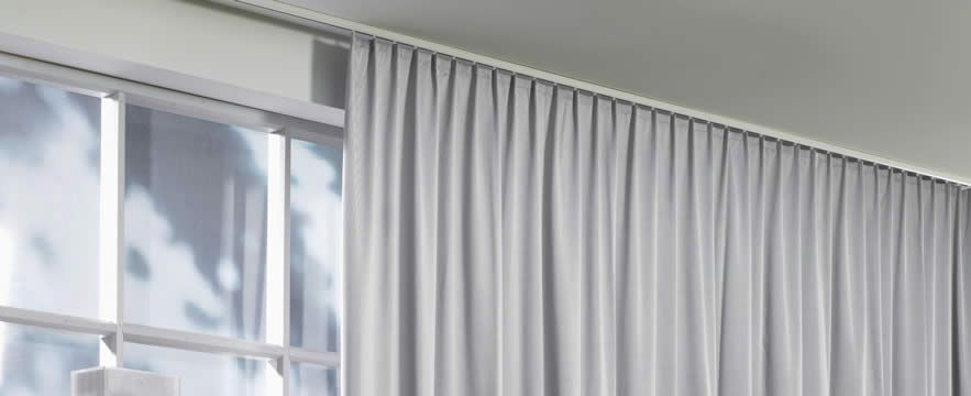 Pinch Pleat Curtains On A Track Google Search Pinch Pleat Curtains Pinch Pleat Drape Pleated Curtains