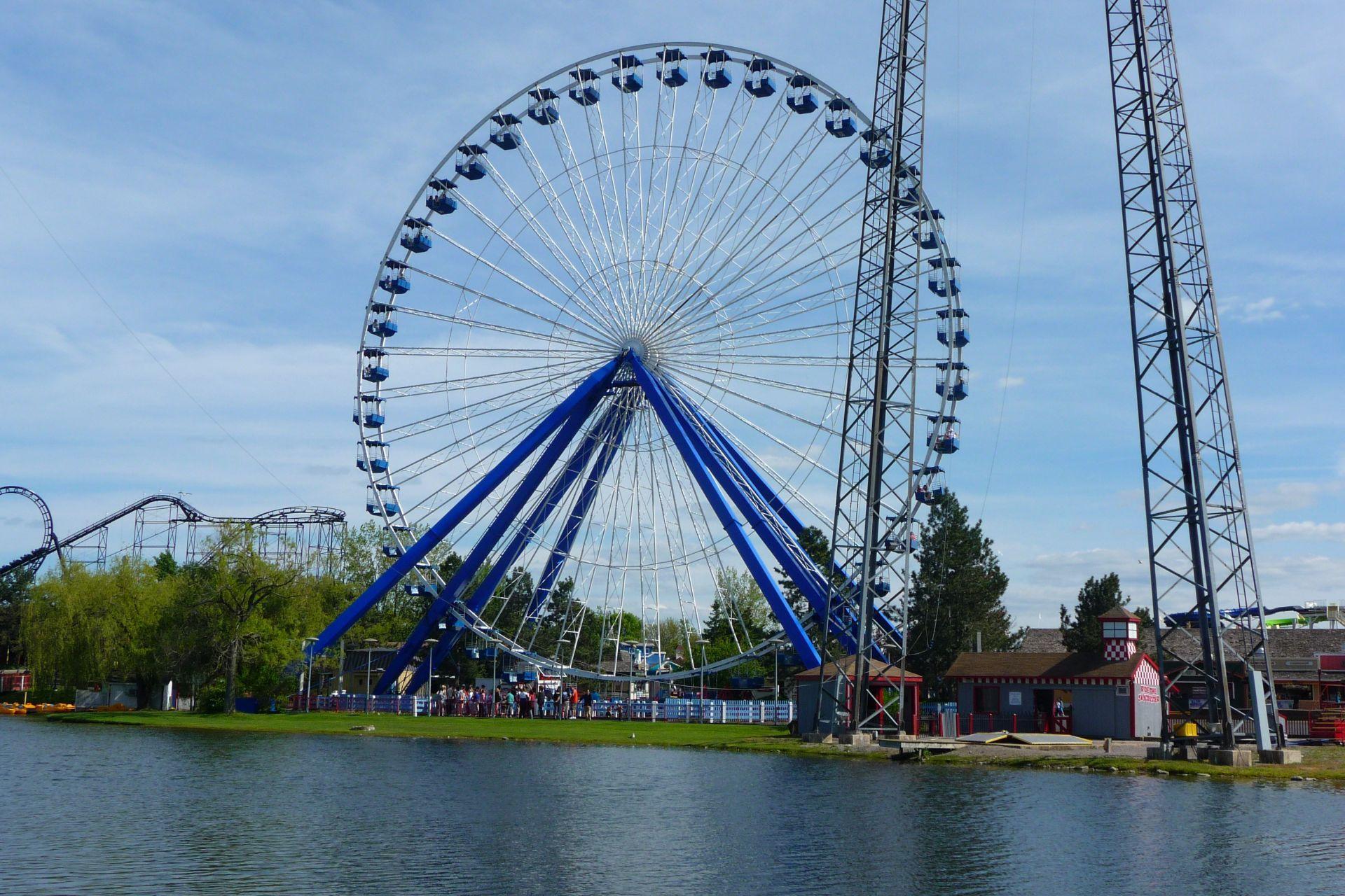 Darien Lake Six Flags New York Darien Lake Places Ive Been Lake