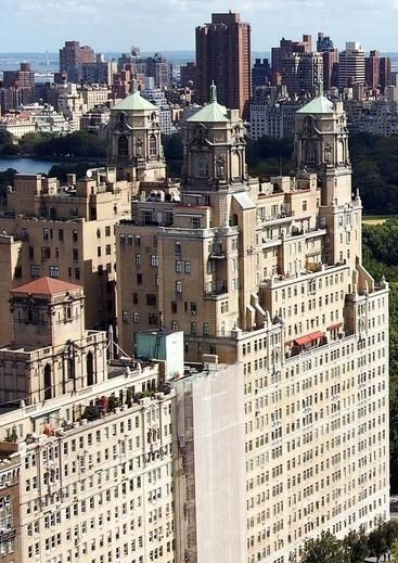 The Beresford 211 Central Park West Luxurious Nyc Apartments By Emery Roth