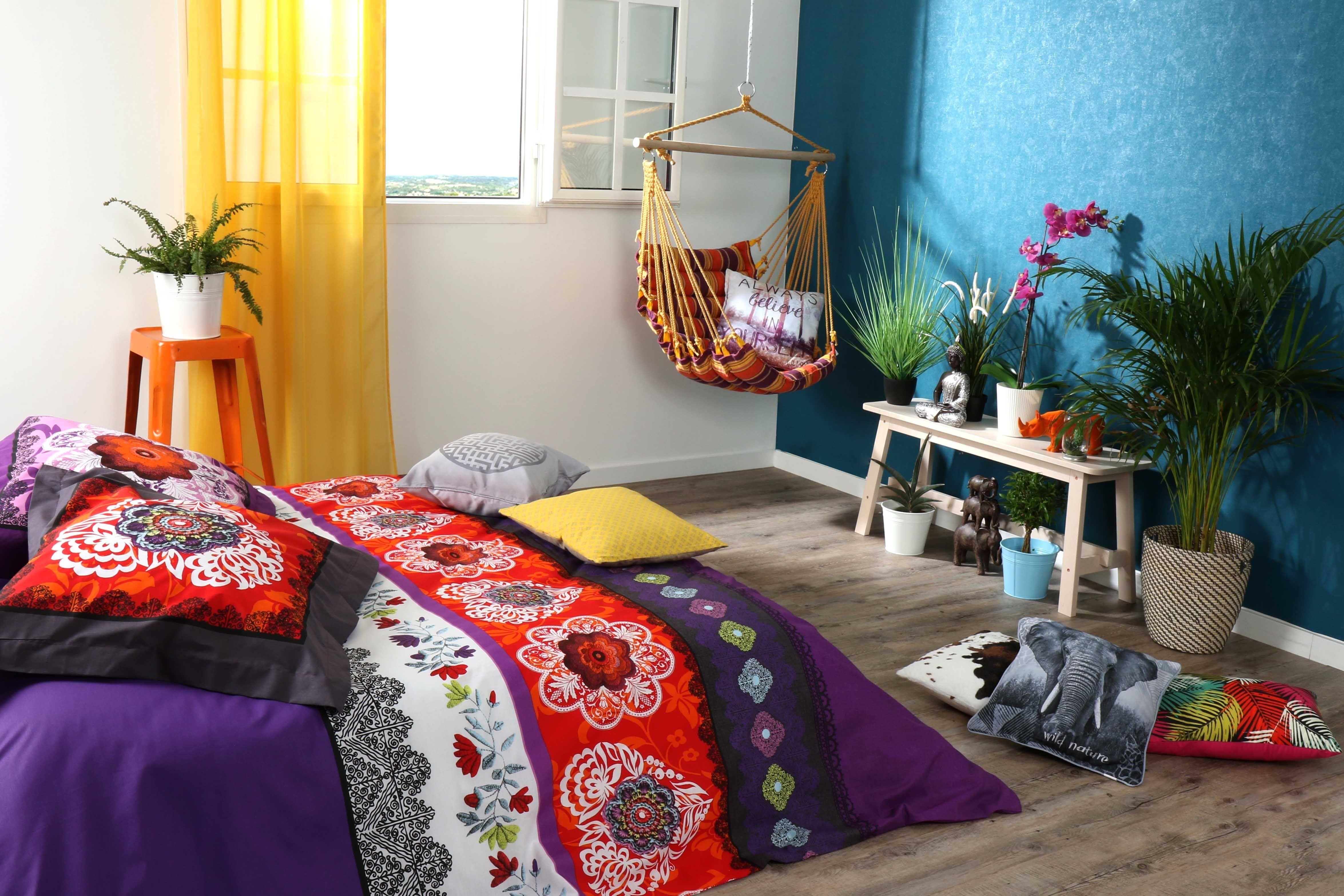 ambiance ethnique boh me pinterest ambiance ethnique et couleur. Black Bedroom Furniture Sets. Home Design Ideas