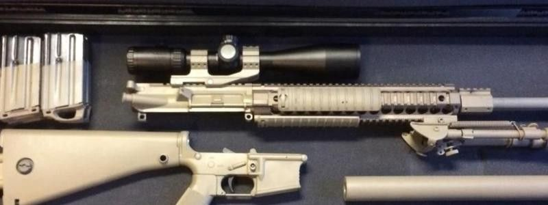 Custom Built AR-15