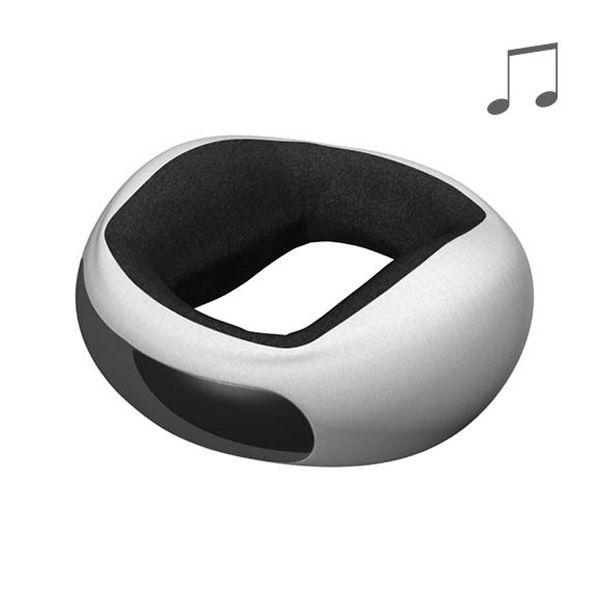 ThinkLoop™ Loop Annular Wireless Bluetooth Music Earphone Travel Nap Pillow Neck…
