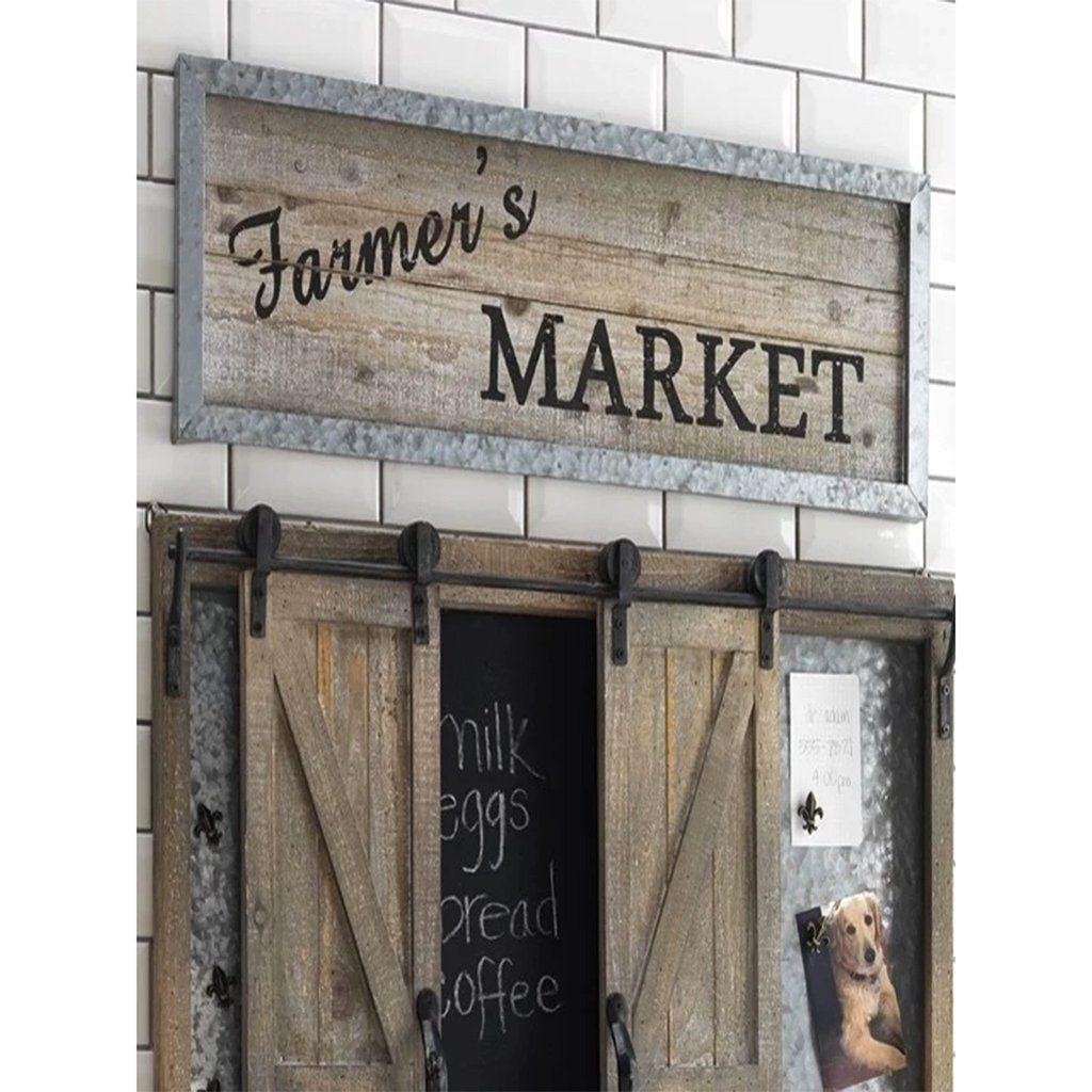 Signs For The Kitchen: Perfect For Your Farmhouse Kitchen! Wood Composite In