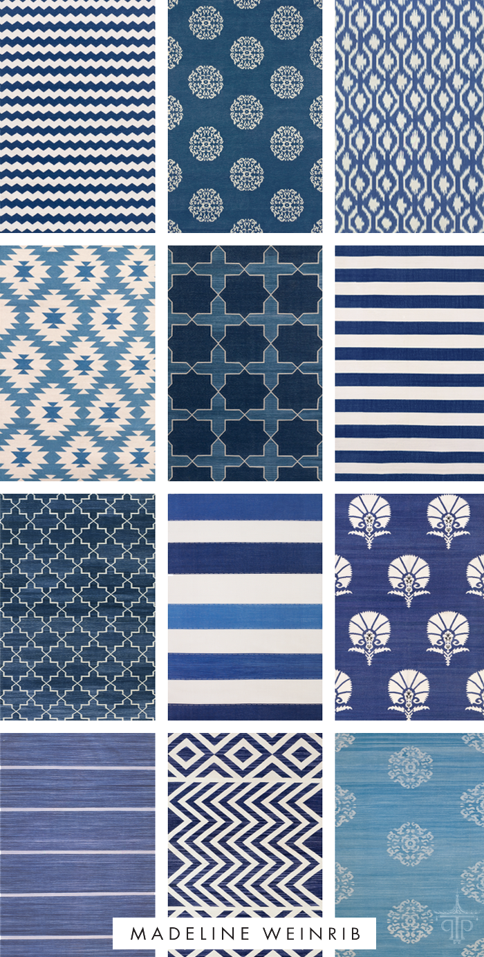 Blue And White For The Floor Blue And White Rug White Carpet Living Room White Upholstery Fabric