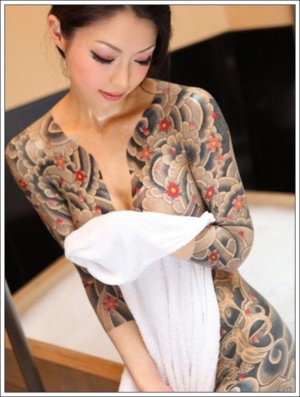 Yakuza Woman 92
