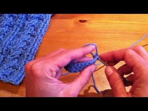 Comment Faire Des Torsades Au Crochet Crochet Cours De Crochet Tricot Et Crochet