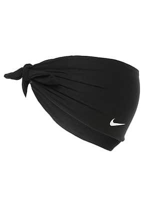 Nike Performance - CENTRAL - Kopftuch - black/white