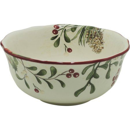 Better Homes and Gardens Heritage Bowl, Set of 6 - Walmart.com