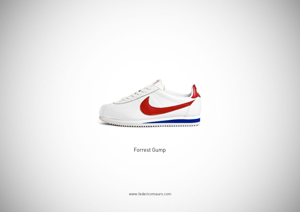 brand new 6424c 8d989 Forrest Gump Most Iconic Movie Shoes - Footwear - ShortList Magazine