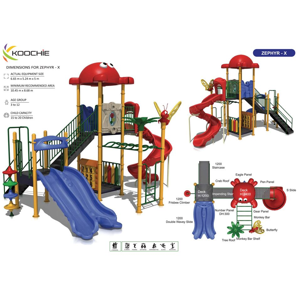 Children S Play Park Equipment Names With Images
