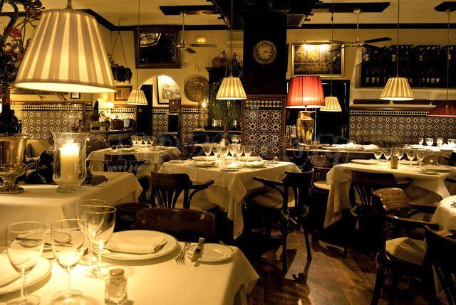 Restaurante La Parra Madrid Restaurantes Lugares Para Comer Madre