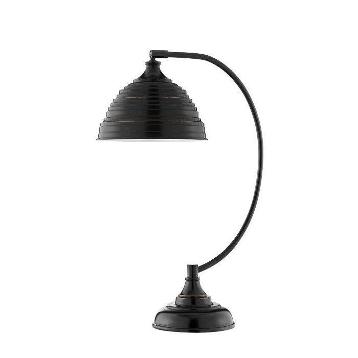 Alton 1 Light Oiled Bronze Metal Table Desk Lamp   Overstock.com Shopping    The Best Deals On Table Lamps   Light Fixtures   Pinterest   Bronze Finish,  Desk ...