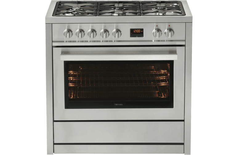 Technika Teg95dua 2 90cm Dual Fuel Upright Cooker In 2020